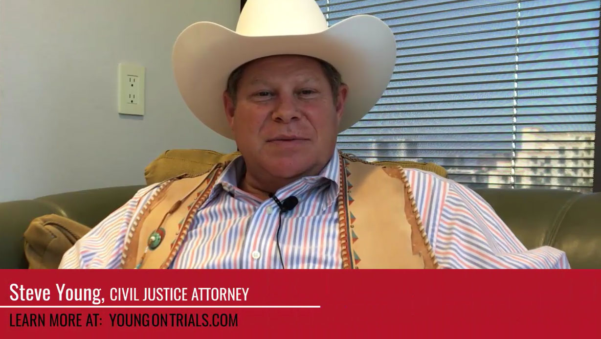 Steve Young, Civil Justice Attorney